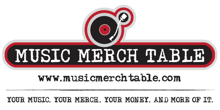 Music Merch Table